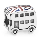 Pandora National Icons - Double Decker Bus of London